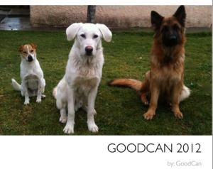 Calendario Goodcan 2012