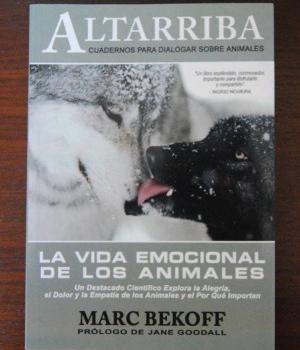 La vida emocional de los animales