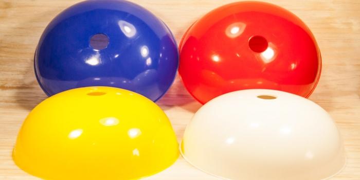 Semi-Esferas Colores